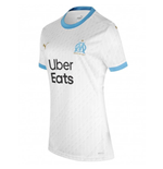 2020-2021 Olympique Marseille Puma Home Football Shirt (Ladies