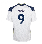 2020-2021 Tottenham Home Nike Football Shirt (BALE 9)