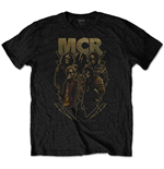 My Chemical Romance Unisex Tee: Appetite For Danger