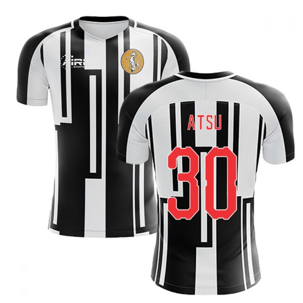 2020-2021 Newcastle Home Concept Football Shirt (ATSU 30)