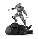 Marvel Pewter Collectible Statue Wolverine Victorious Limited Edition 24 cm