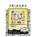 Friends Fridge Magnet Set Chibi