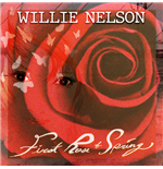 Vynil Willie Nelson - First Rose Of Spring