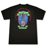 ROGUE ALES Dead Guy Black Graphic Tee Shirt