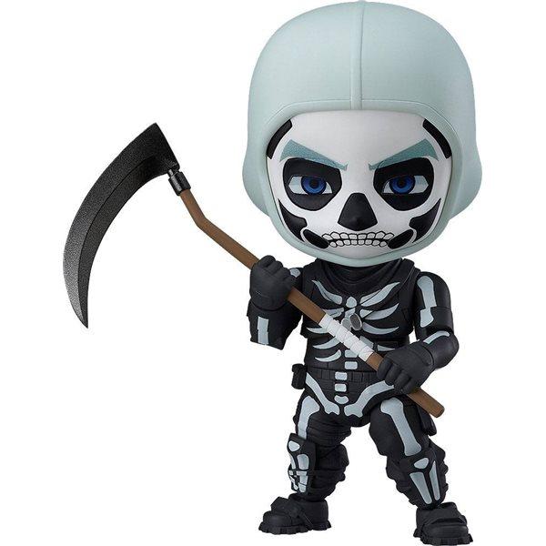 Skull Trooper For Sale Fortnite Buy Official Fortnite Nendoroid Action Figure Skull Trooper 10 Cm