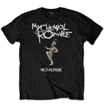 My Chemical Romance Unisex Tee: The Black Parade Cover