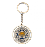 Leicester City FC Spinner Keyring