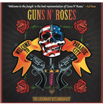 "Vynil Guns N' Roses - Welcome To Paradise City: Hand-Numbered 10-Inch Double Album on Splatter Vinyl in Gatefold Sleeve (2 x 10"")"