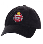 Corona Extra Dark Adjustable Strapback Dad Hat