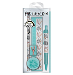 Friends 5pc Stationery Set