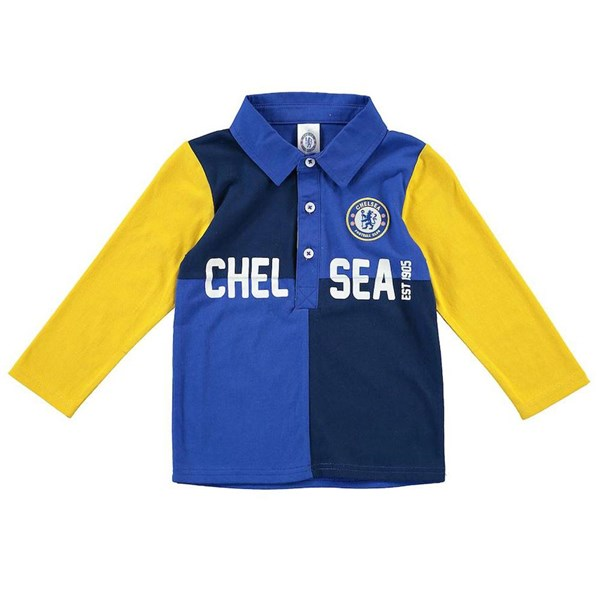 Chelsea FC Rugby Jersey 6/9 mths