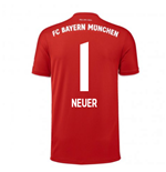 2020-2021 Bayern Munich Adidas Home Shirt (Kids) (NEUER 1)