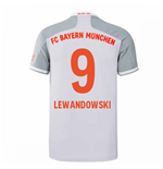 2020-2021 Bayern Munich Adidas Away Football Shirt (LEWANDOWSKI 9)