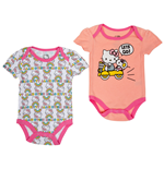 Hello Kitty 2 Pack Snapsuits