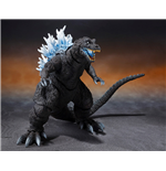 Godzilla 2001 Heat Ray Sh Monsterarts Action Figure