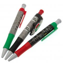 Friends 3pk Pen Set