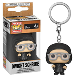The Office: Funko Pop! Keychain - Dwight Schrute Dark Lord