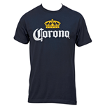 Corona Extra Basic Crown Logo T-Shirt