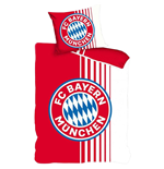 FC Bayern Munich Single Duvet Set RW
