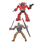 Transformers Generations War for Cybertron: Kingdom Action Figures Voyager 2021 W2 Assortment (3)