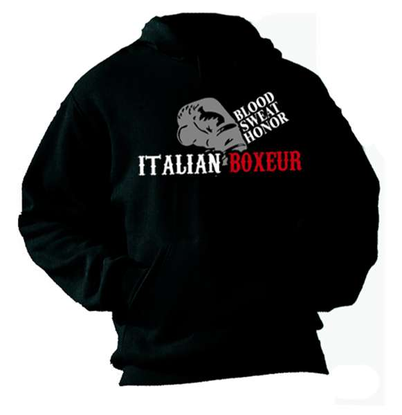 Blood Sweat Honor Hoodie