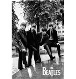 The Beatles Pose Maxi Poster