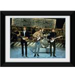The Beatles Lucky Stars Framed Photographic Print 8x6""
