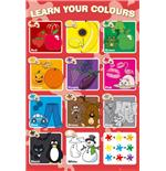 Educational Alphabet Maxi Poster
