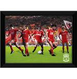 "Liverpool Legends Framed 16x12"" Photographic Print"