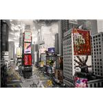 New York Times Square 2 Maxi Poster