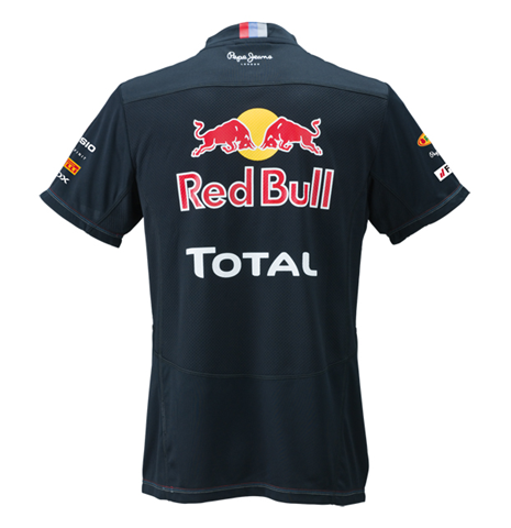 premium selection 10c60 4ffdc Red Bull Replica Functional T'Shirt - men
