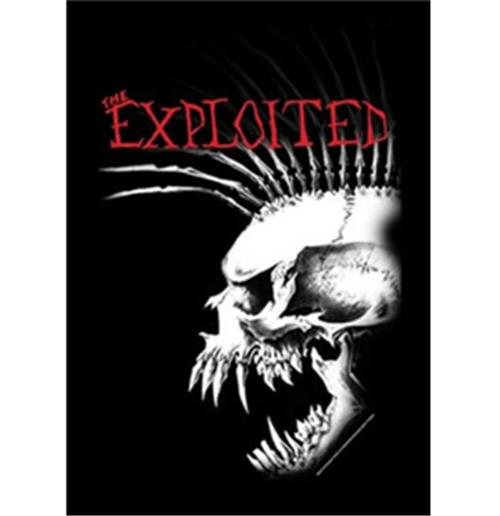 The Exploited-Punk-Poster
