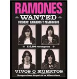 Ramones-Wanted-Poster