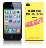 Sex Pistols Iphone Cover 4g - Never Mind. Emi Music officially licensed product.