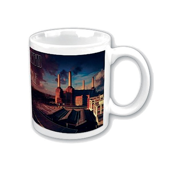 Pink Floyd - Animals Mug. Emi Music officially licensed product.