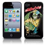 Motley Crue Iphone Cover 4g - Dr Anniversary. Emi Music officially licensed product.