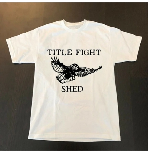 Architects T Shirt Owl. Emi Music officially licensed t-shirt.