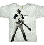 Rossi Vasco T Shirt Tracks 2. Emi Music officially licensed t-shirt.