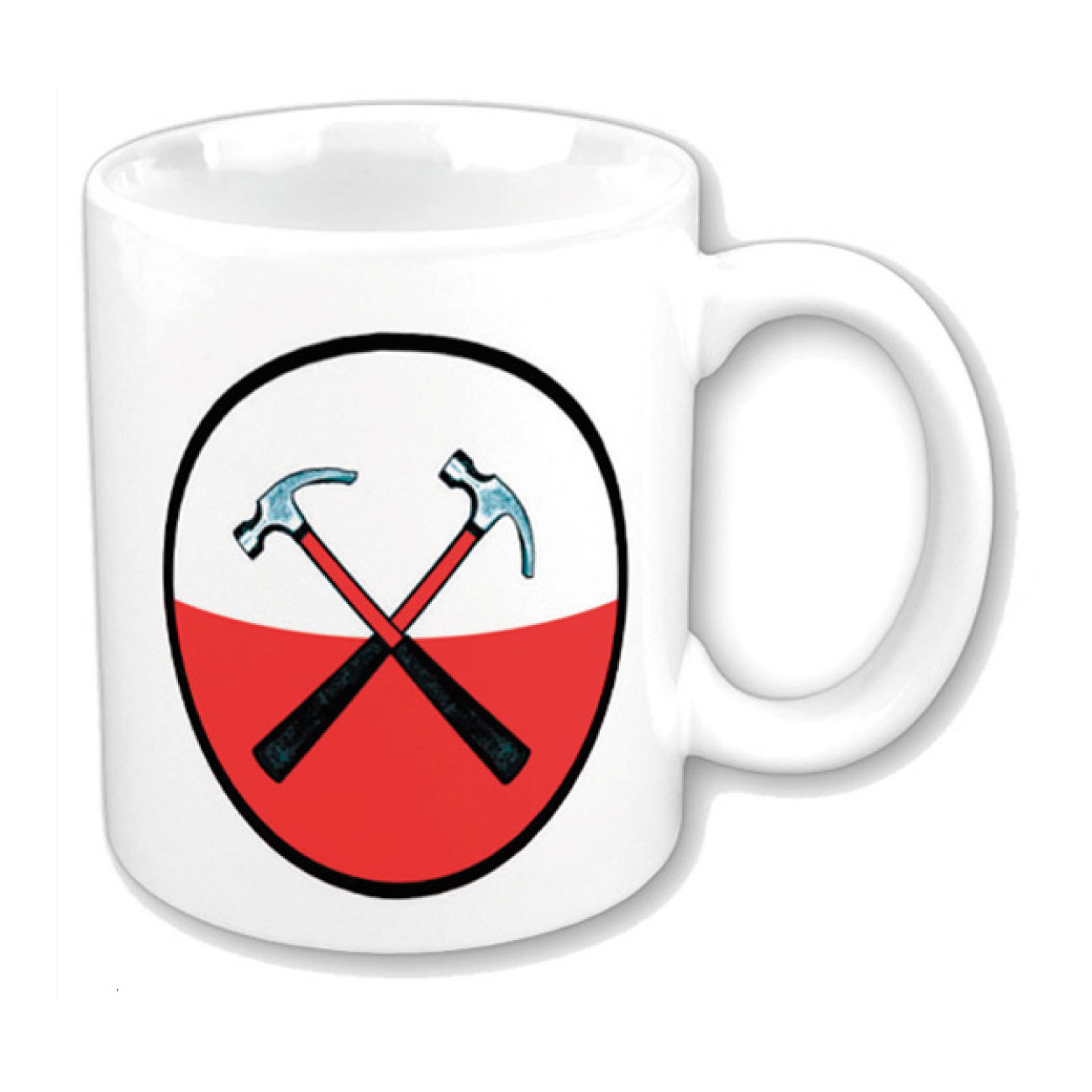 "Various Artists  (MERCHANDISING) Mug Pink Floyd ""HAMMERS"". Emi Music officially licensed product."