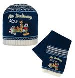Disney Scarf and Cap 56081