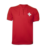 Classic retro shirt Switzerland