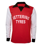 Classic retro shirt Kettering Town