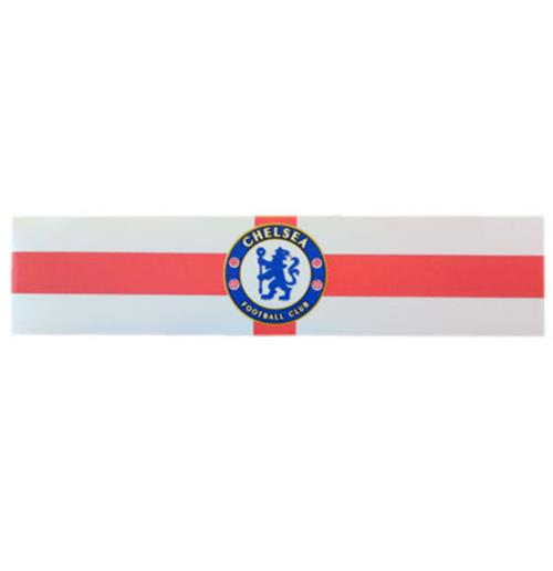 Chelsea F.C. Window Sticker St George