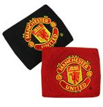 Manchester United F.C. Wristbands Red/Black