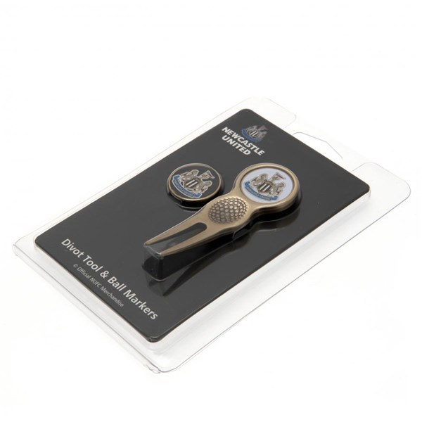 Newcastle United F.C. Divot Tool and Marker