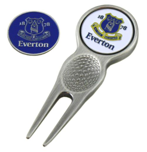Everton F.C. Divot Tool and Marker