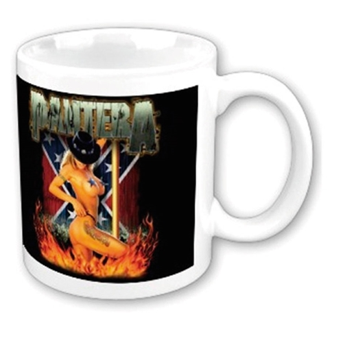 "Various Artists Mug Pantera ""pole DANCER"". Emi Music officially licensed product."