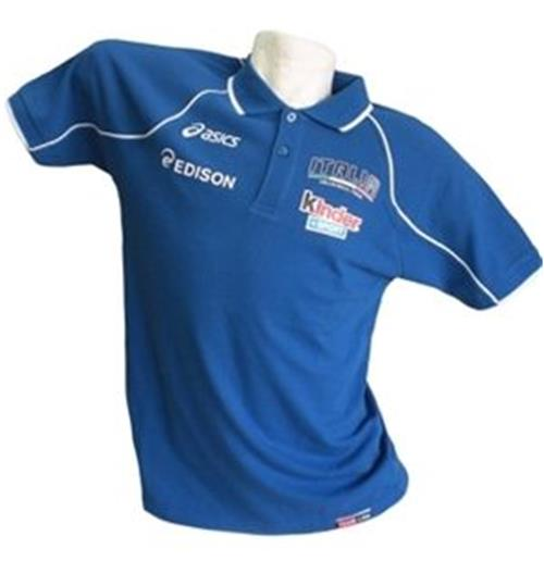Italy Volleyball Polo Shirt 2012/2013