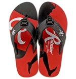 RAINIER Beer Mens Beach Pool Flip Flops Sandals
