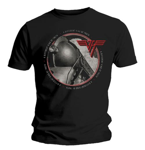 Van Halen T Shirt Truth Album. Emi Music officially licensed t-shirt.